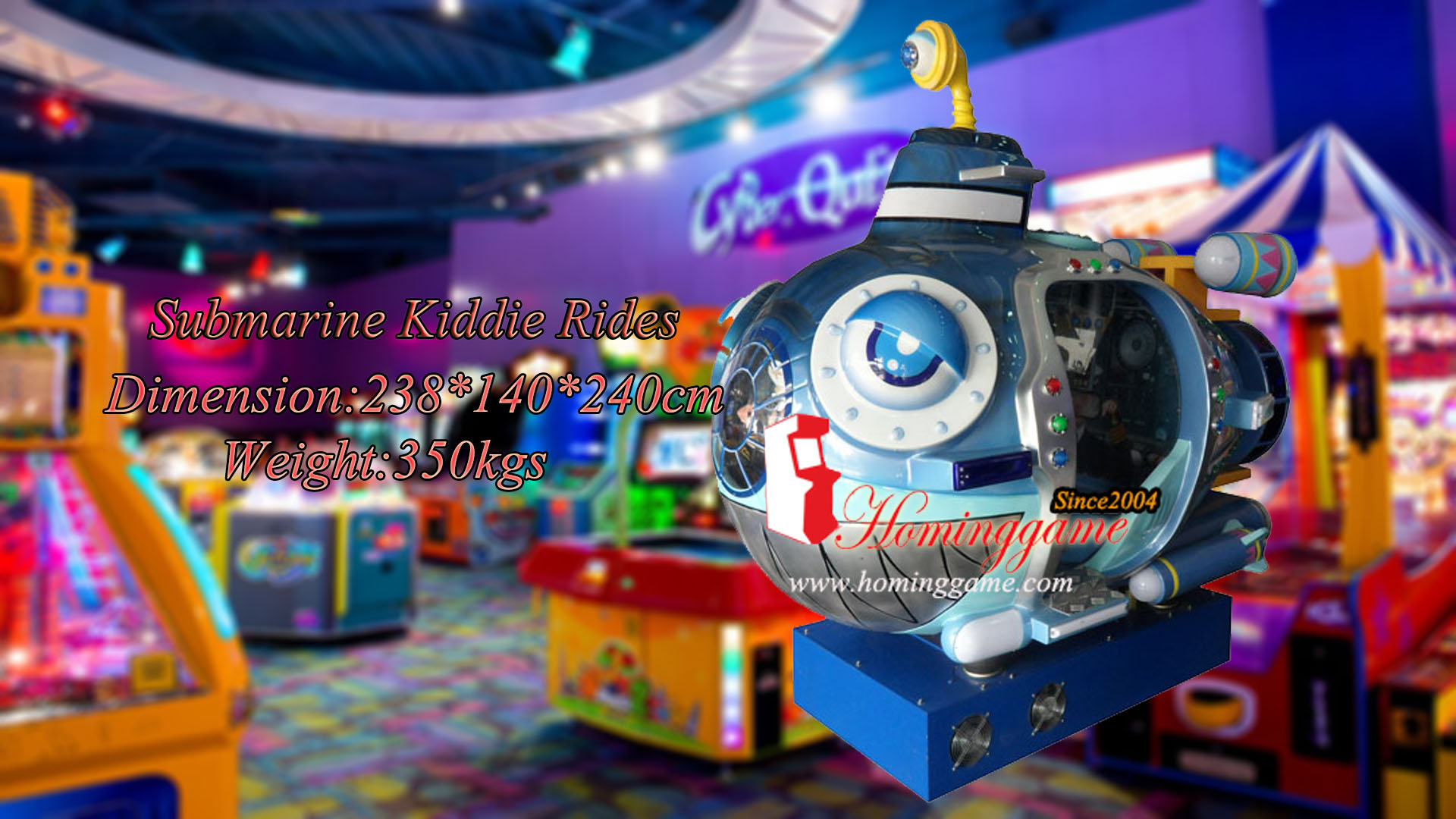 HomingGame Submarine Coin Operated  Kiddie Ride Game Equipment,kiddie Sub Arcade RidesKiddie Boat,Children Rides,Arcade Rides,Coin Operated Kiddei Rides,Amusement park rides,Kids Rides,Game Machine,Arcade Game Machine,Coin Operated Game Machine,Amusement Park Game Equipment,Entertainment Game Machine,Electrical Slot Game Machine,Indoor Game Machine,Kids Game Center Game Machine,Game Equipment
