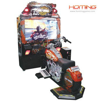 Harely motor,car games,motor arcade game machine