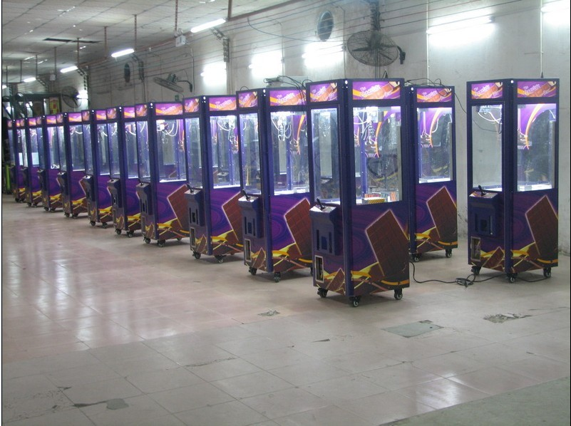 Crane machine production line