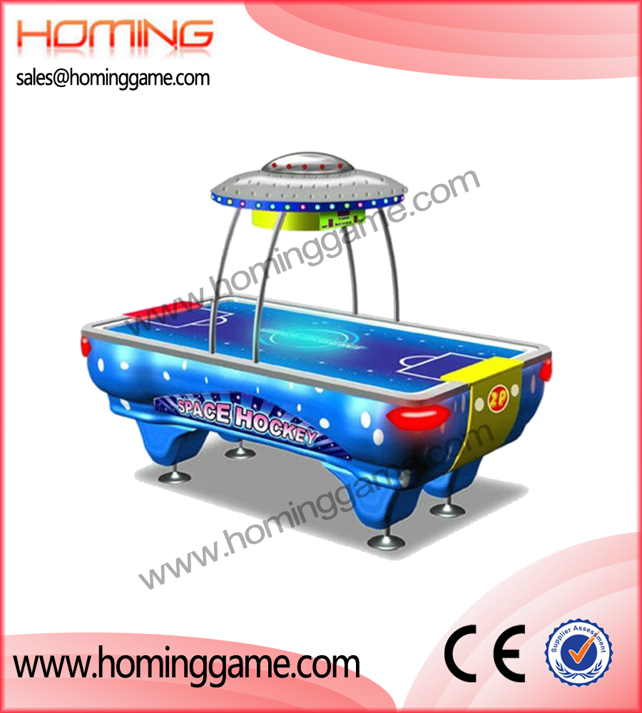 Space Air Hockey table game machine,table game machine,game machine,arcade game machine,indoor game machine,ticket game machine,redemption game machine,amusement machine,coin operated game machine,game equipment