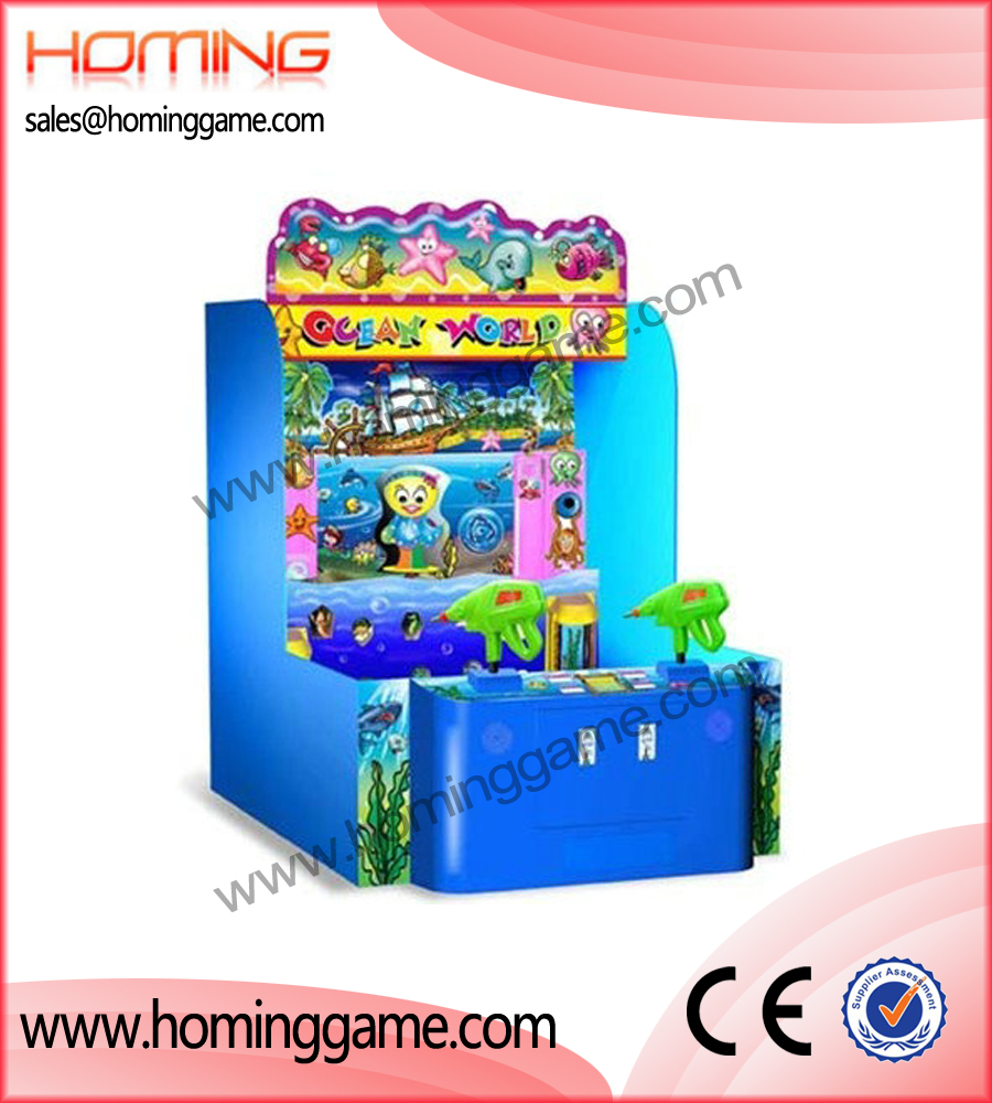 OceanWorld shooting redemption game machine,game machine,arcade game machine,coin operated game machine,amusement game equipment,amusement machine,arcade game machine for sale