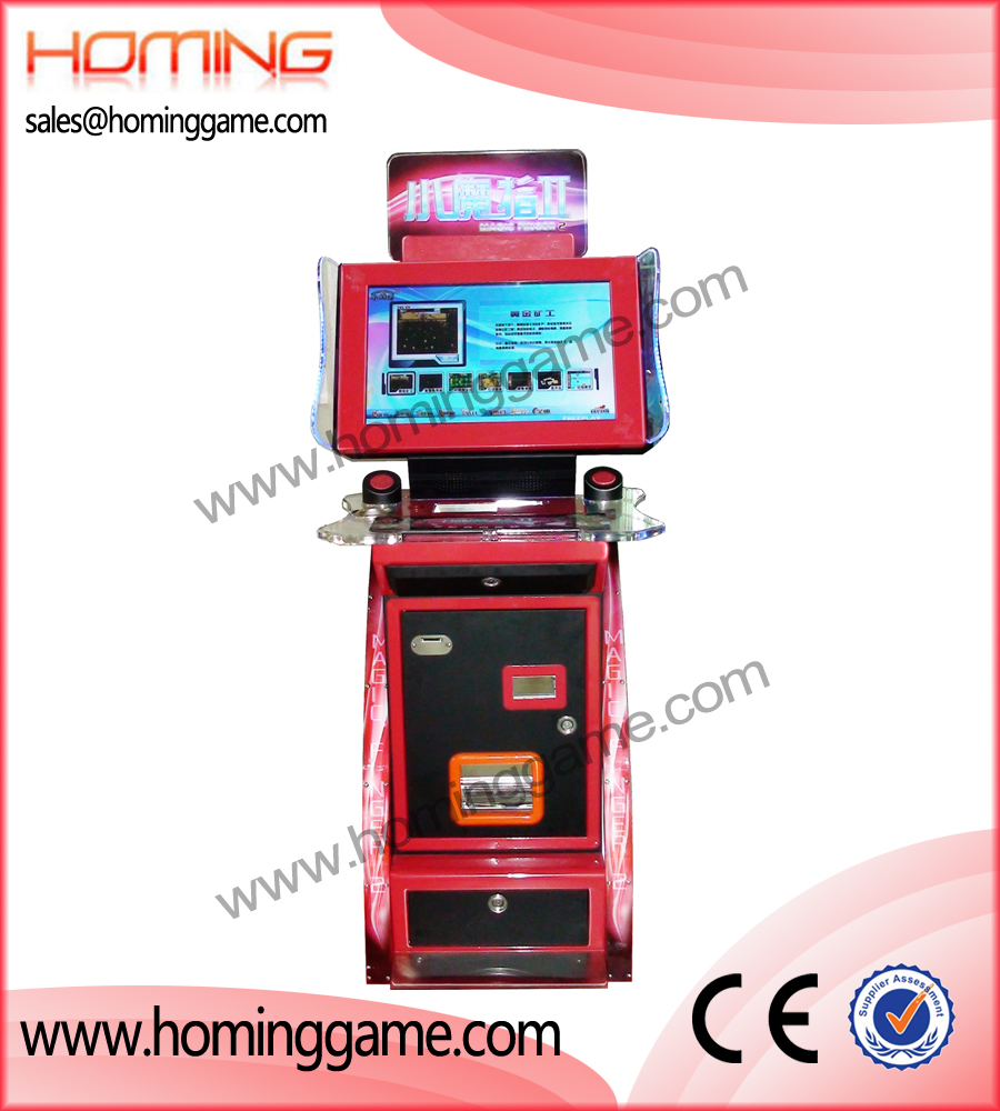Mega Touch II video game machine,puzzle game machine,game machine,arcade game machine,coin operated game machine,amusement game equipment,amusement machine,coin machines