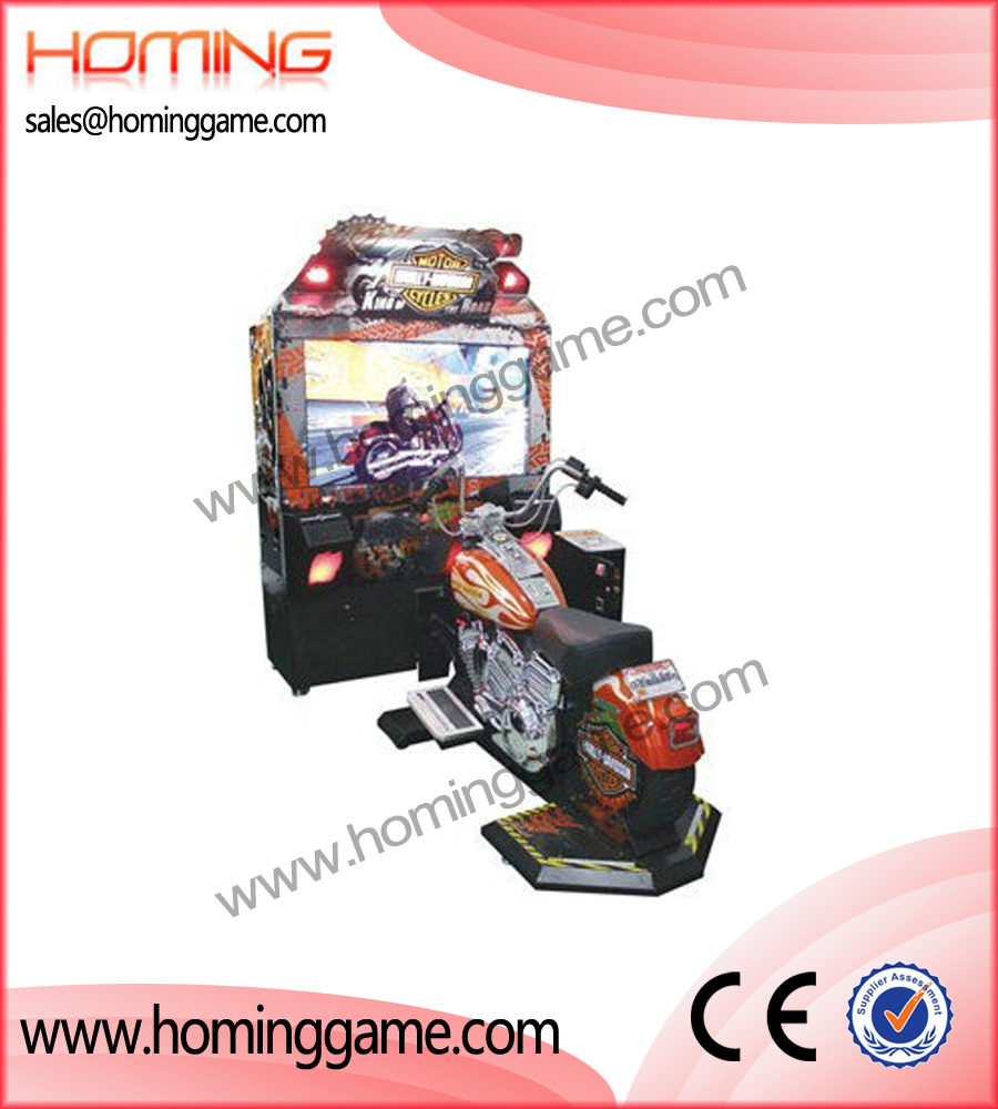 Harely motor Game Machine,motorcycle bike game machine,game machine,arcade game machine,coin operated game machine,game equipment,amusement machine,amusement game equipment,coin operated slot game machine