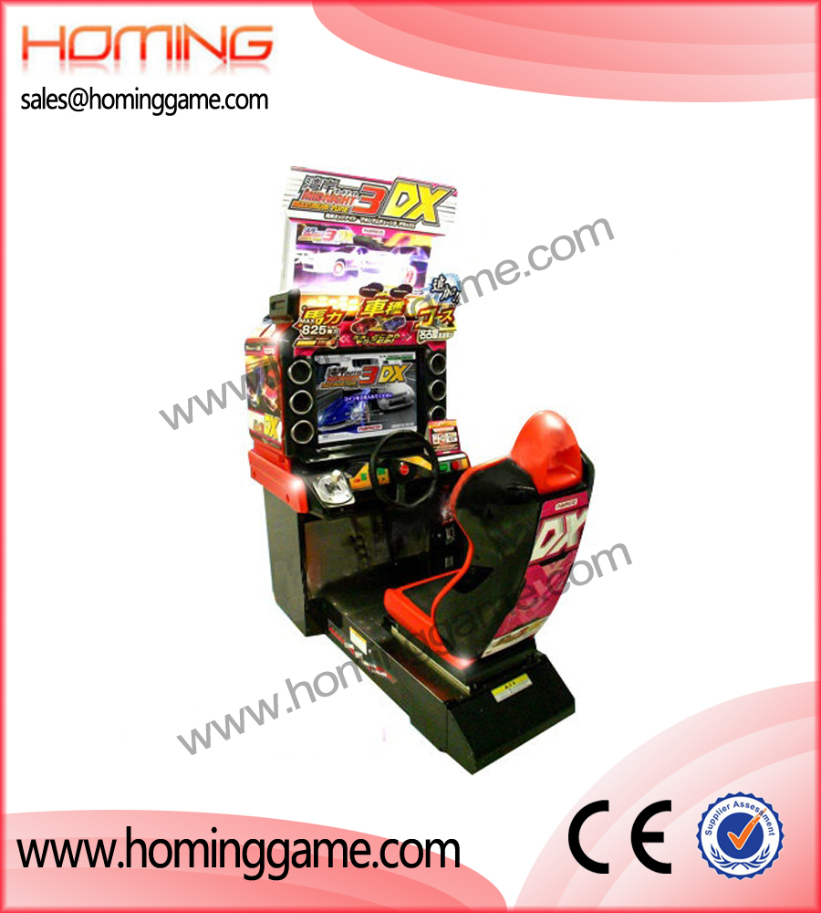 Midnight Maximum-Tune 3DX racing car game machine,game machine,arcade game machine,coin operated game machine,amusement game equipment,arcade games,electrical slot game machine,racing car game,hd car game,indoor game machine